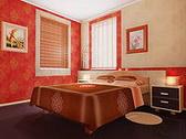Фен-Шуй спальни не очень то и сложно создать, следуя таким... релаксации.  Хорошо, если будут присутствовать живые...